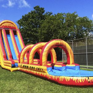 Water Slide Rentals Miami