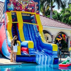 Sunny Module Water Slide no Pool